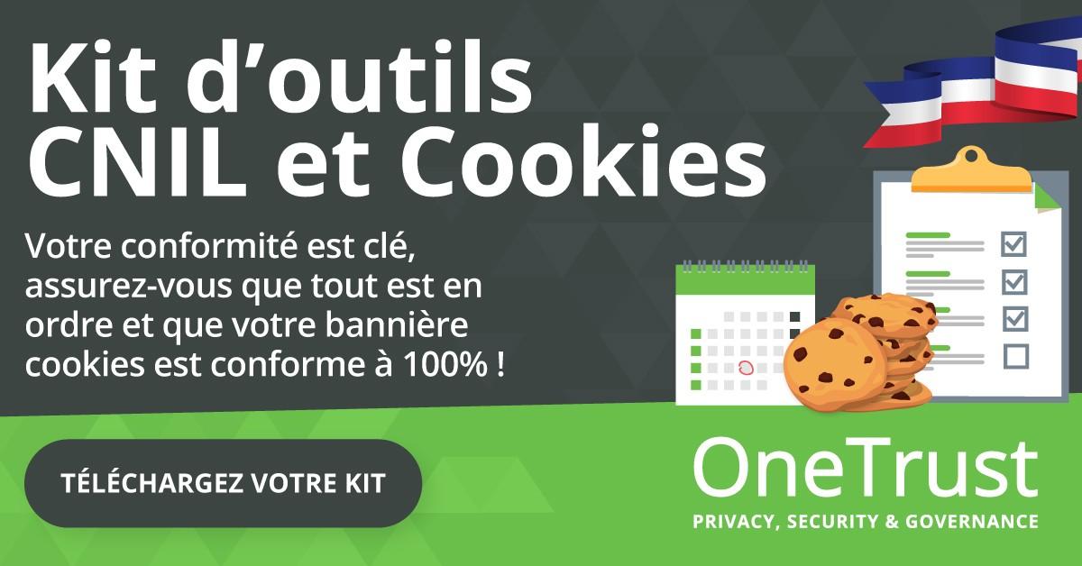 conformité cookies CNIL
