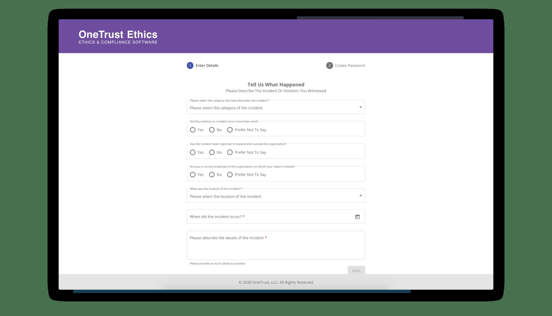 éthique des données